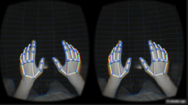 Leap Motion Has Raise About $50 Million For Its Finger Tracking Technology
