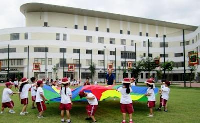 Cùng đồng dân cư văn minh tại dự án Seasons Avenue Mỗ Lao