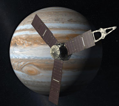 Gas Giant Spacecraft
