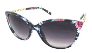 Fantas-Eyes Bolero Cat Eye Sunglasses