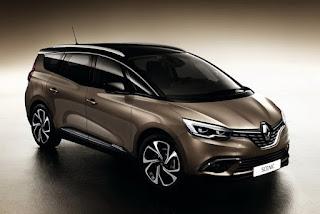 Annuncio Renault: Arriva Gran Scènic