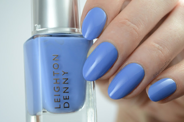 Leighton denny mosaic chic swatch blue