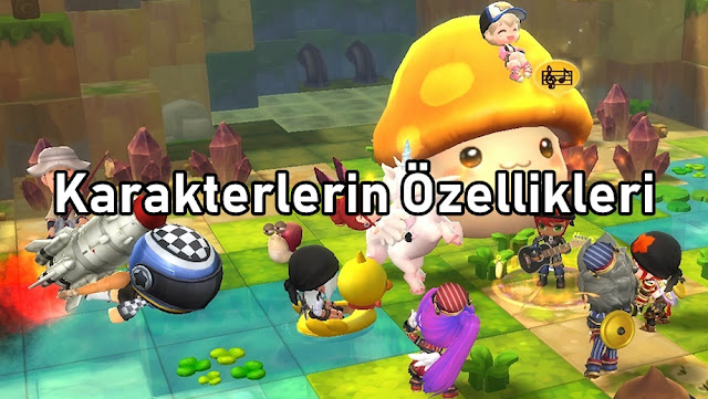 MapleStory-2-Karakterlerin-Ozellikleri-ve-Build