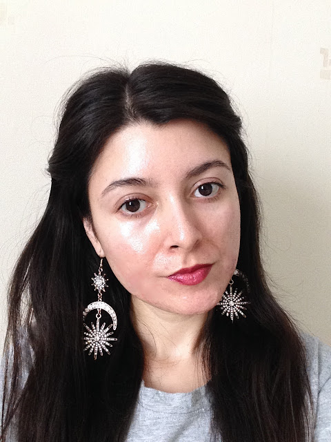 Rosegal Statement earrings