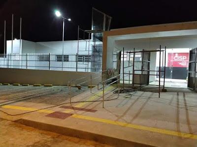 Em Mata Grande/AL, 15º Cisp de Alagoas será inaugurado nesta terça-feira, 03