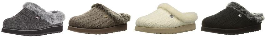 BOBS from Skechers Keepsakes Ice Angel Slippers $28 (reg $40)