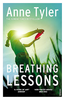 BREATHING LESSONS - BOOK COVER