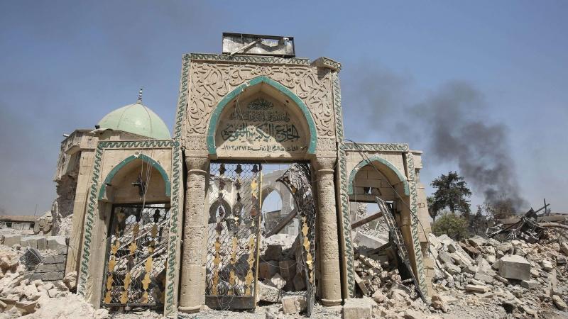 Proyek Rekonstruksi Masjid Al-Nuri di Mosul Dimulai