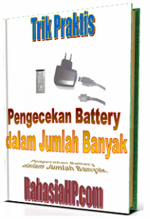 Trik Cek Battery
