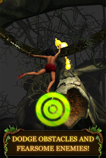 The jungle book mobile game