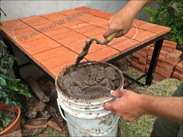 Tu horno de barro hornos de barro argentina buenos aires zona norte sur oeste - Rejillas de barro ...