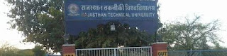 Rajasthan Technical University Recruitment 2018,Jr. Assistant,45 Posts