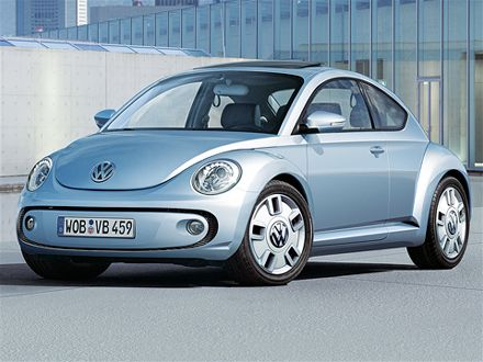 Car Overview: 2013 VW Beetle