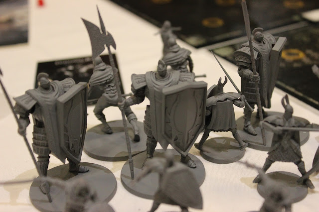 SteamCon 2016 - Dark Souls miniatures