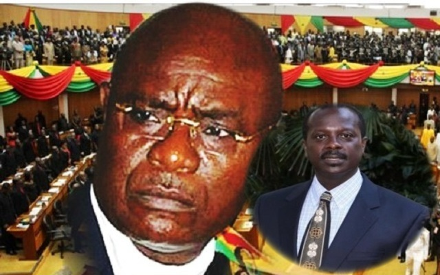 Doe Adjaho jabbed for campaigning for Mahama