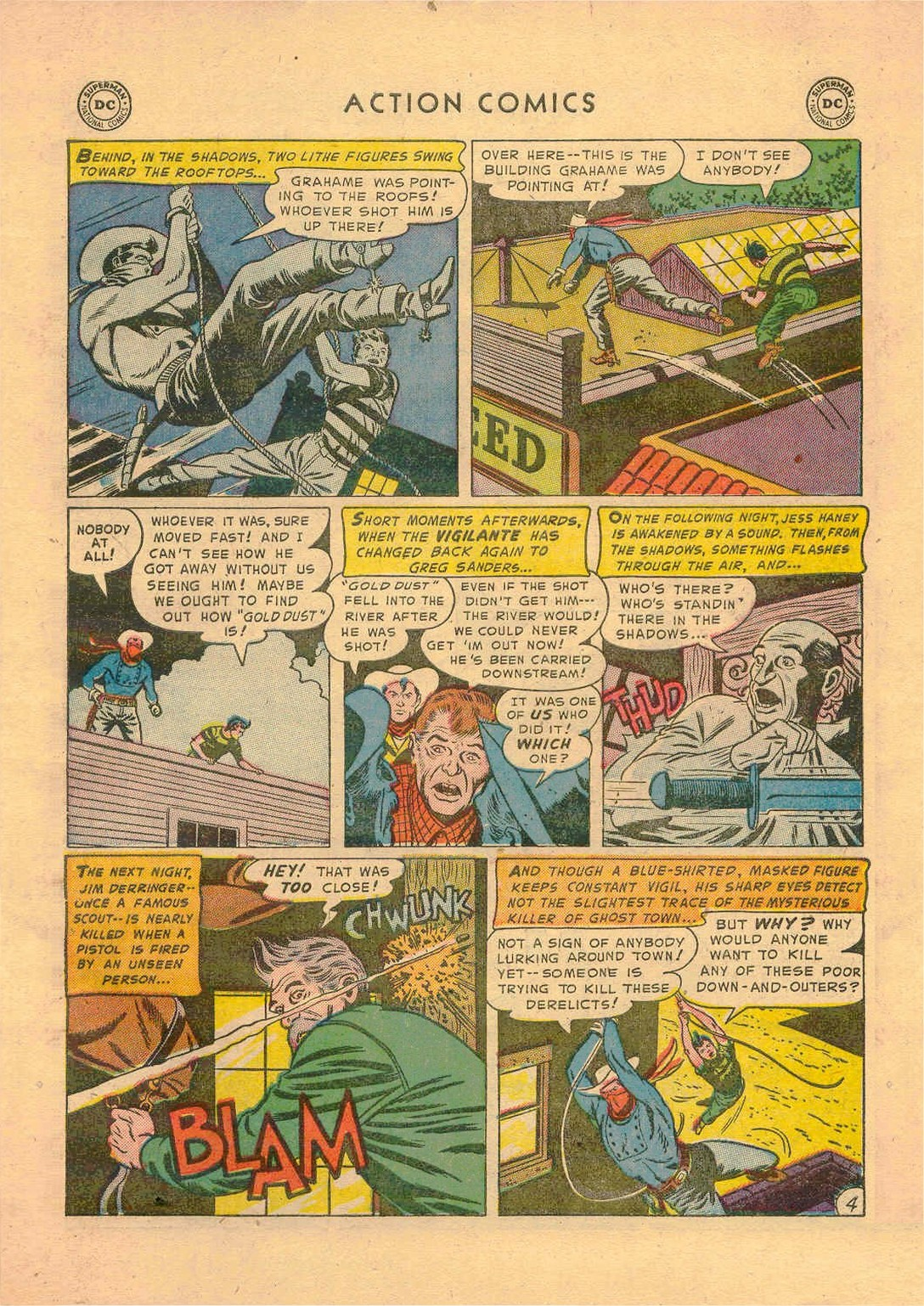 Read online Action Comics (1938) comic -  Issue #181 - 36