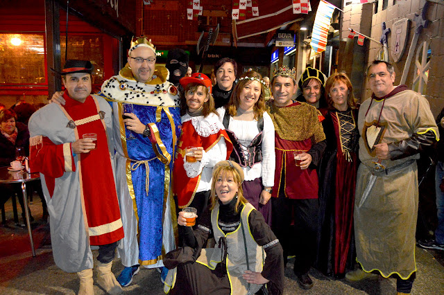 Día Medieval del barrio de Retuerto