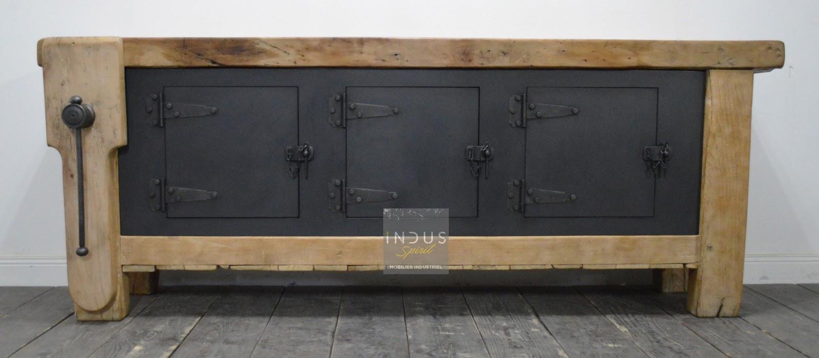 ancien tabli. Black Bedroom Furniture Sets. Home Design Ideas