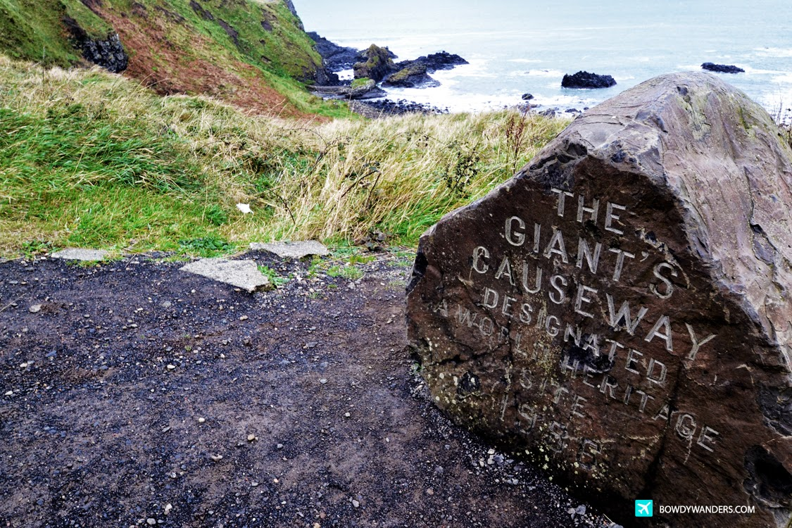 bowdywanders.com Singapore Travel Blog Philippines Photo :: Northern Ireland :: The Giant's Causeway, Northern Ireland: Let Science or Let Legend Do The Talking?