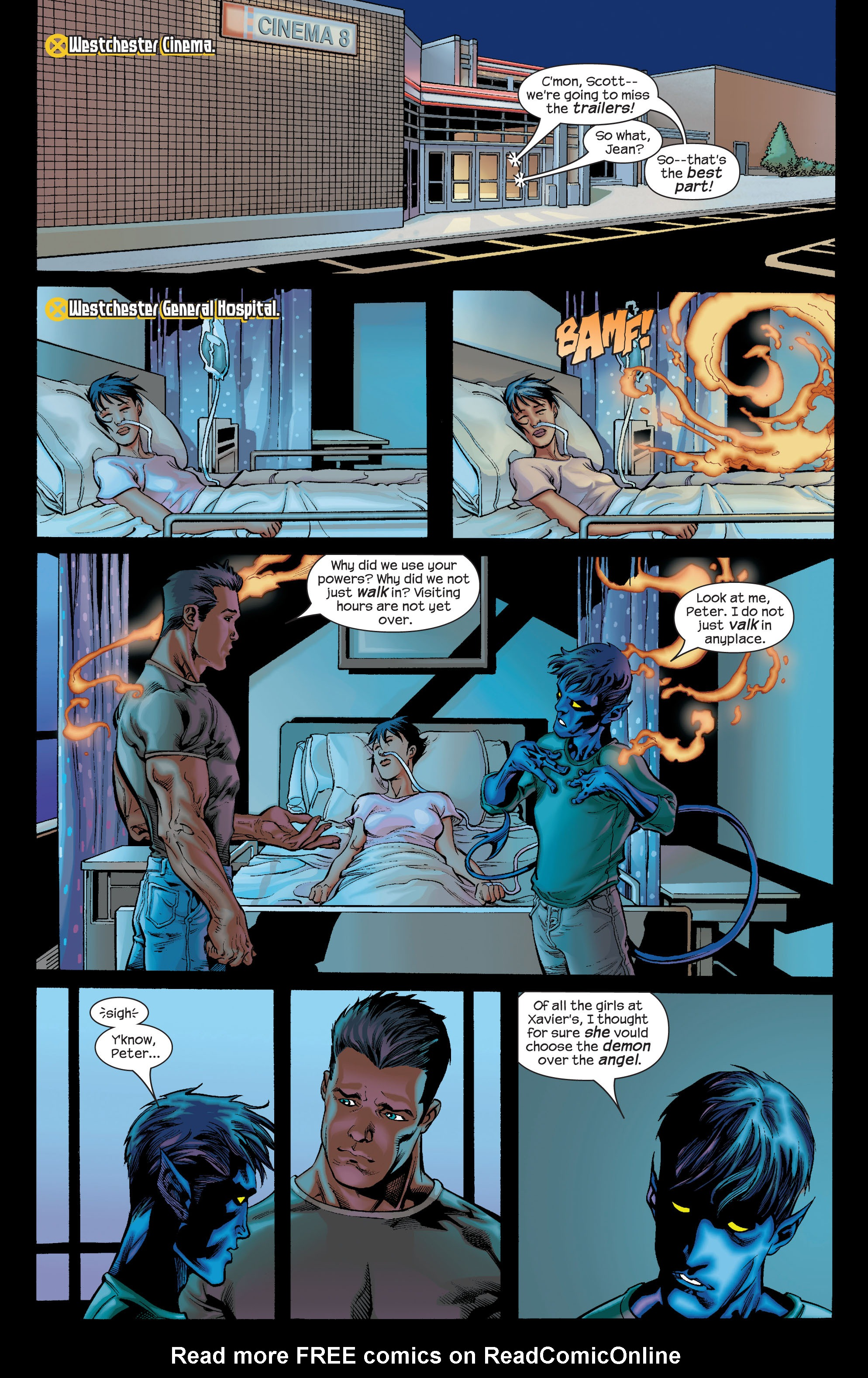 Read online Ultimate X-Men comic -  Issue #66 - 9