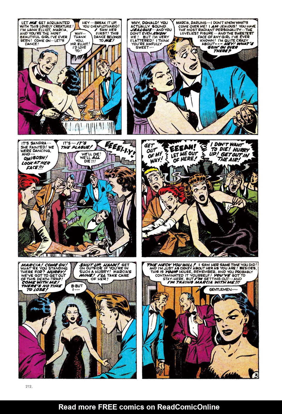 Read online The Bill Everett Archives comic -  Issue # TPB 2 (Part 3) - 10