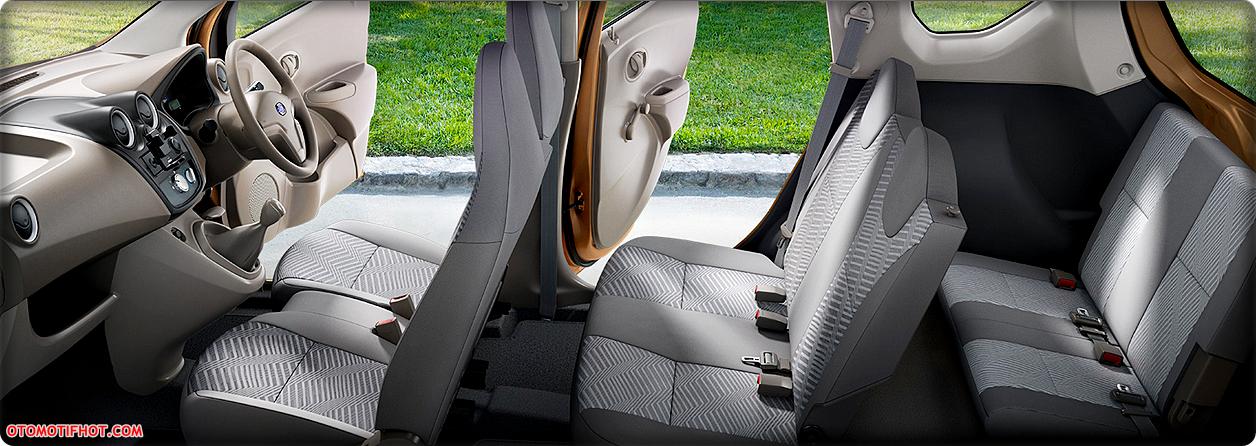 Datsun GO+ (Plus) Panca - Spesifikasi dan Harga Terbaru 2016