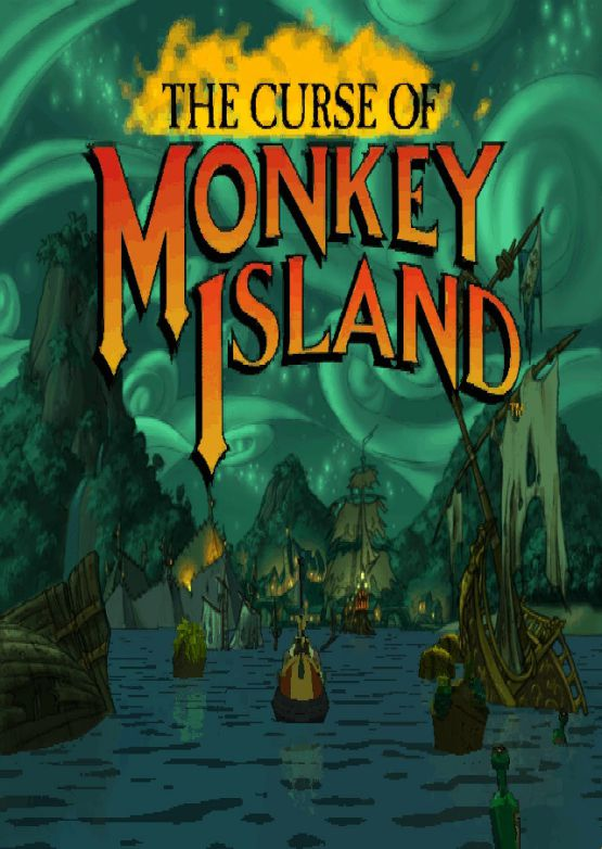 Download The Curse of Monkey Island game for PC