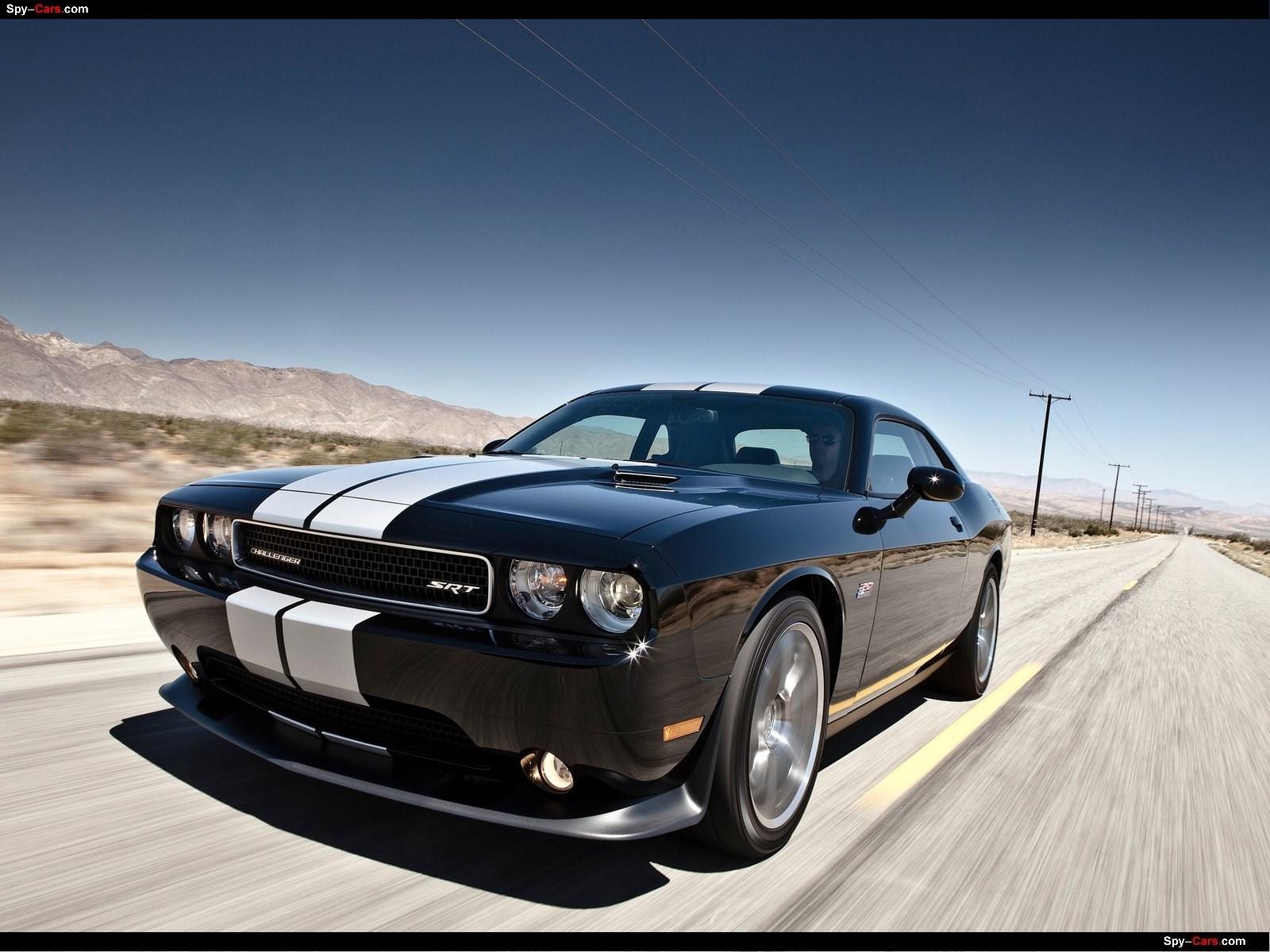 Dodge - Auto twenty-first century: 2012 Dodge Challenger SRT8 392