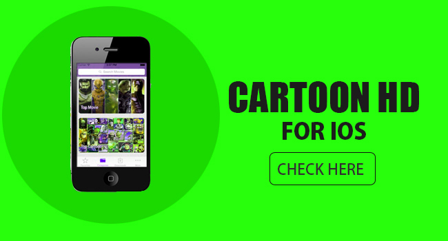 Cartoon HD For IPad Or IPhone & Mac Download