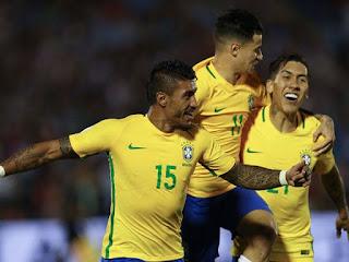 Baile da seleção brasileira no Uruguai repercute na imprensa gringa