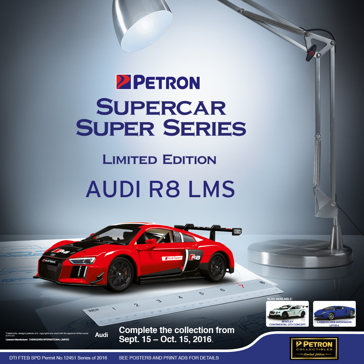 Bring These Cars Home With Petron S Supercar Series Promo