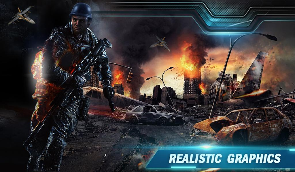 First War On Earth MOD APK terbaru