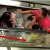 VIDEO FOOTAGE: Aksidenteng Naipit Ang Kamay Ng Bata Sa SM Mall Goes Viral