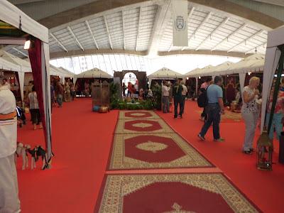 Feria Artesanía artesania musulmana