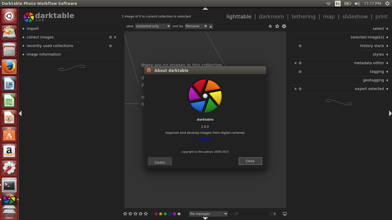 Ubuntu Buzz !: How To Install Darktable 2 0 from PPA in