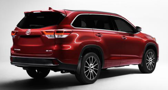 2018 Toyota Kluger Review