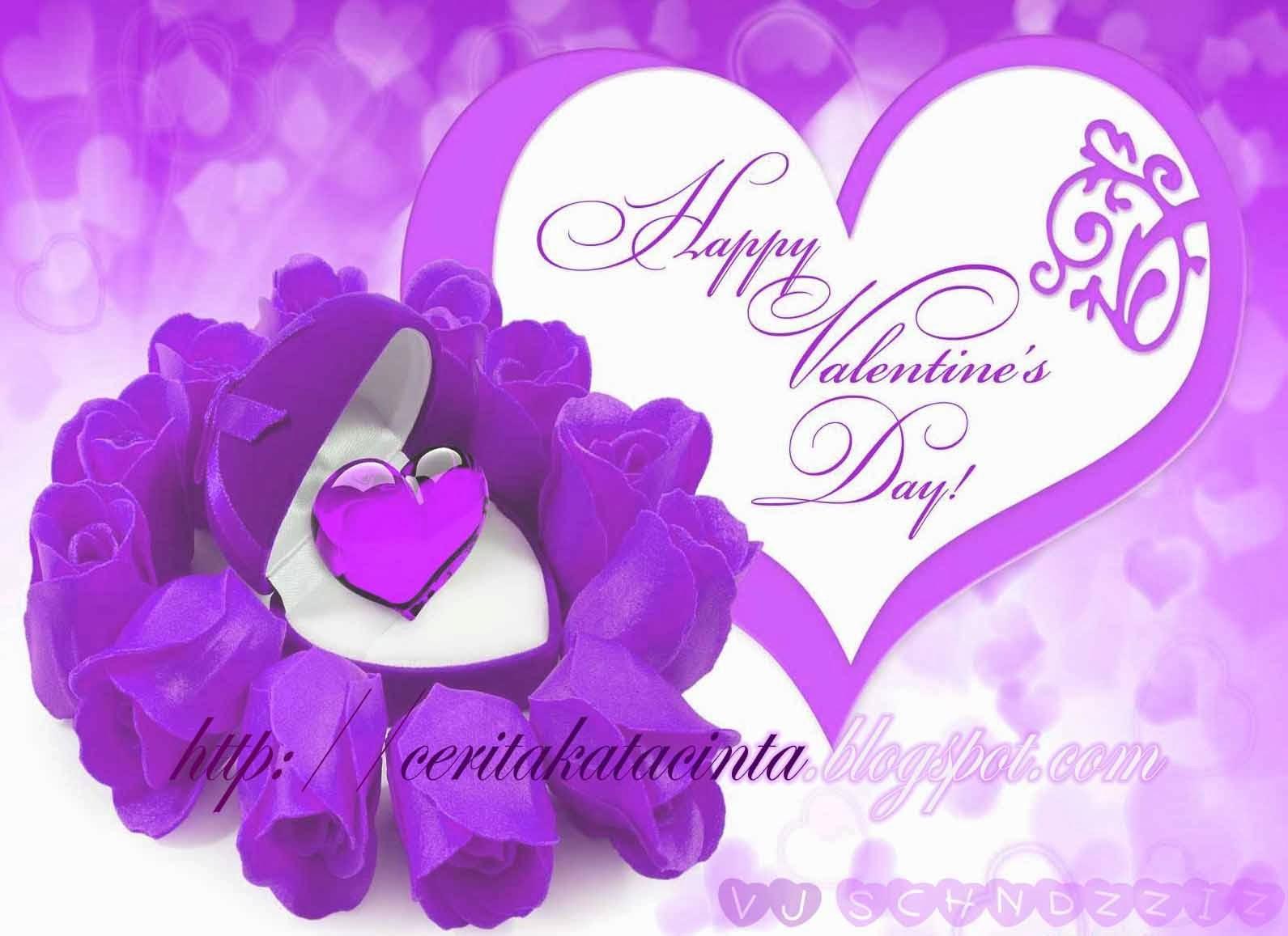 Kartu Ucapan Happy Valentines Day 2014 Romancejpg