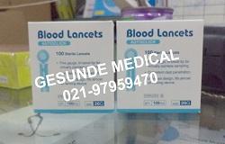 Jarum Untuk Sample Darah