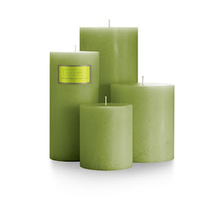 aromatherapy illume candles at Le Reve Spa