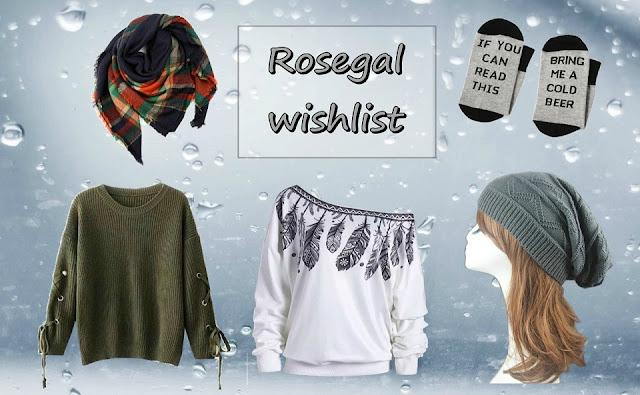 rosegal, rosegal wishlist, višlista, autumn, fall, style, beanie, shirt, majice, čarape, socks, online kupovina, shopping, knitted, bring me a beer, blog, šal, kapa, modni dodaci, jesenski outfit, kiša, rain