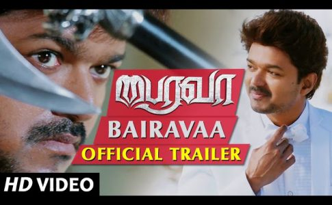 Bairavaa Movie Official Trailer
