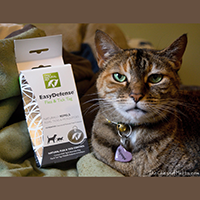 Only Natural Pet EasyDefense Flea & Tick Tag Review
