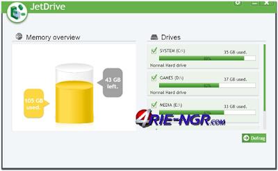 JetDrive 9 Pro Retail Terbaru