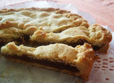 pastel de guayabo (feijoa)
