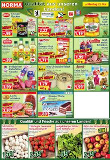 Norma Prospekt - Woche 21 - Angebote ab 29.05.2017 bis 03.06.2017