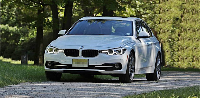 2017 BMW 330i Automatic Transmission