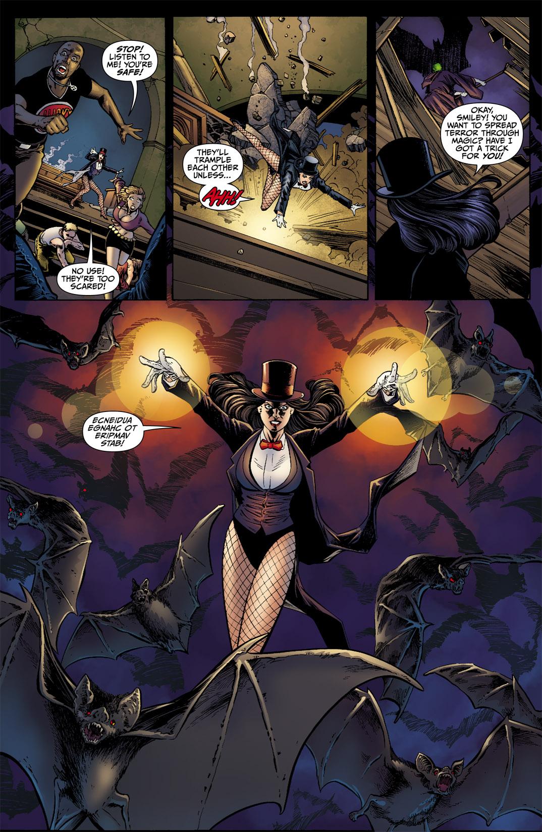 Detective Comics (1937) 834 Page 18
