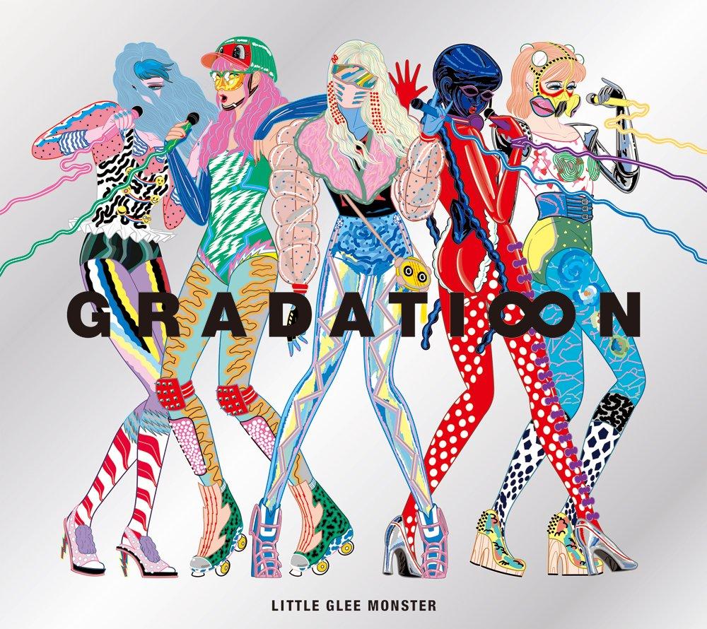 Little Glee Monster - GRADATI∞N [2021.01.20+MP3+RAR]