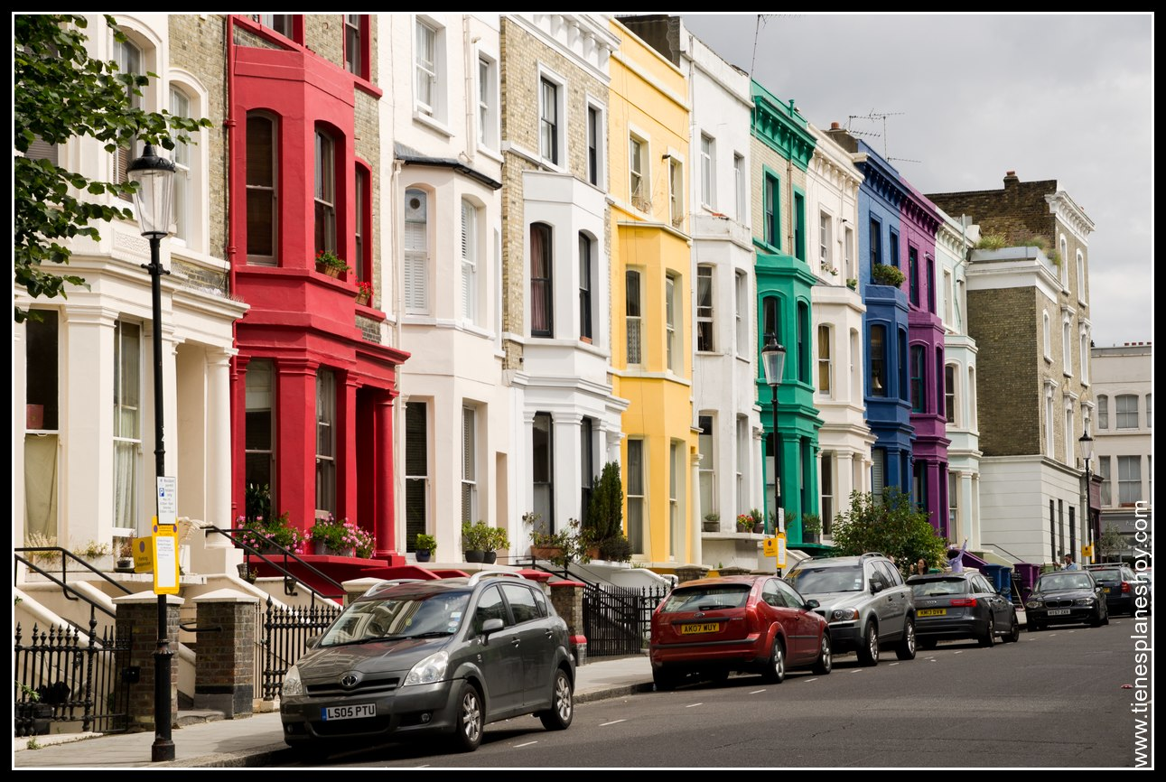 Notting Hill Londres (London) Inglaterra