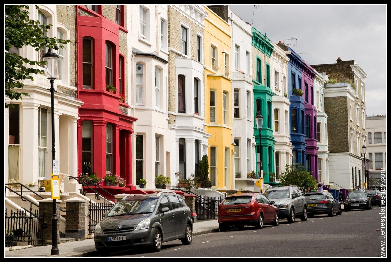 Notting Hill Londres (London) Inglaterra